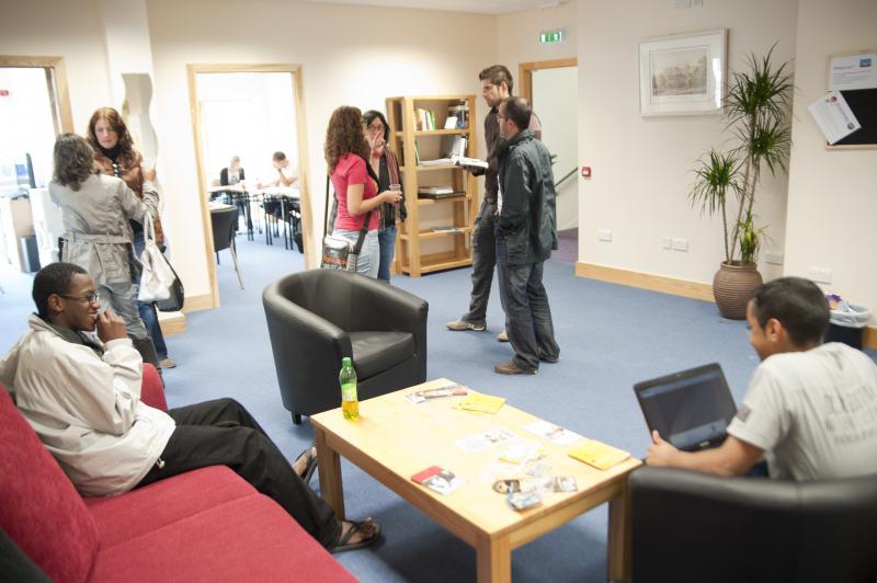 Cork English Academy - recepción