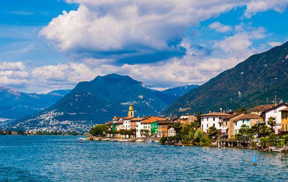 Estudiar italiano  en Lugano, Suiza