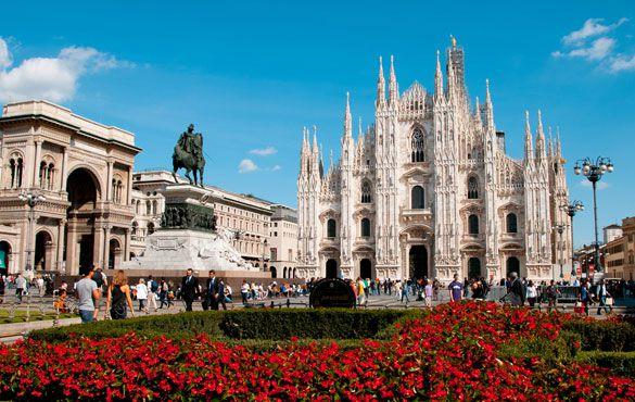 Estudiar italiano en Milan,  Italia