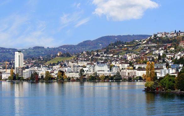Estudiar francés en Montreux, Suiza