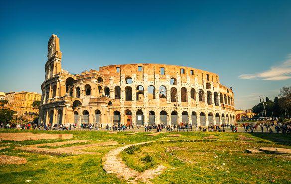 Estudiar italiano en Roma, Italia